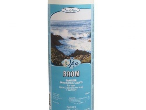 BROM - Bromine Tablets 700g