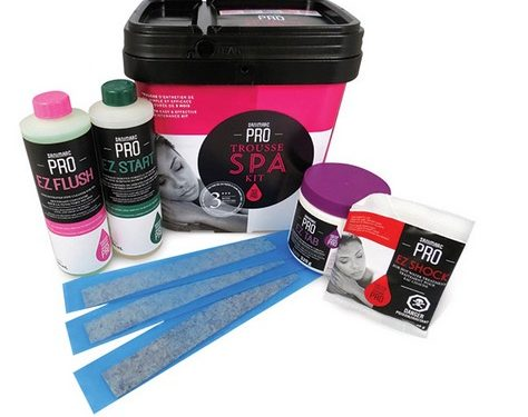 Sanimarc Pro Spa Kit