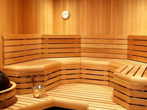 Custom Cut Traditional Saunas