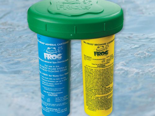 Spa Frog® Floating System