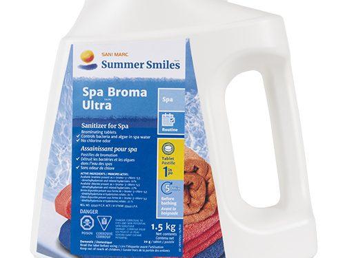 Broma Ultra Spa Water Care