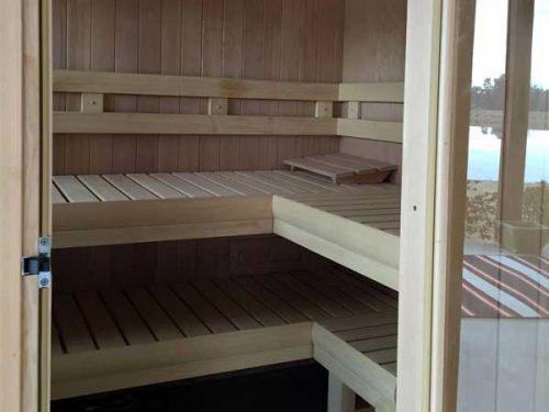 Sisu Outdoor Sauna