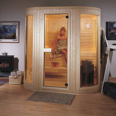 Aurora Designer Sauna