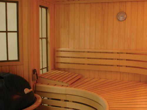 Luna Designer Sauna