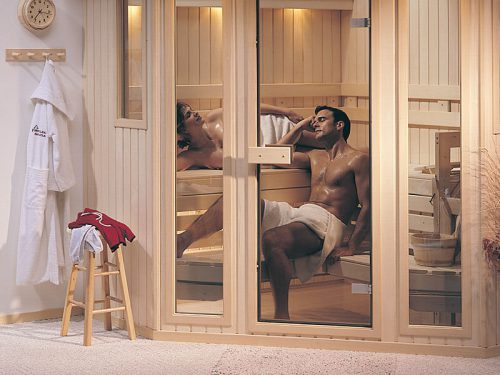 Moonlight Designer Sauna