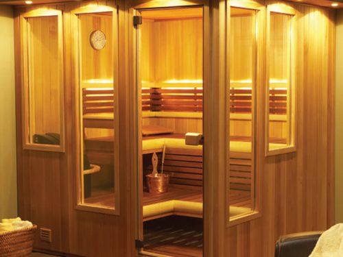 Mystique Designer Sauna