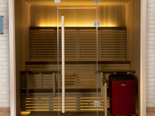 Serenity Designer Sauna