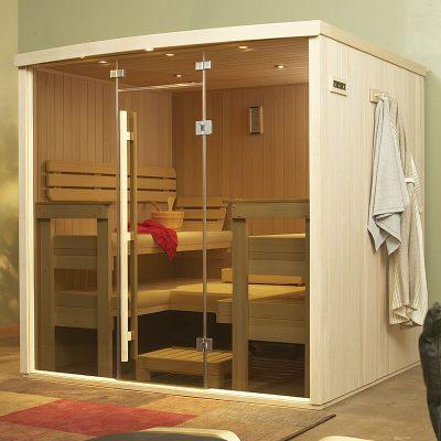 Solace Designer Sauna