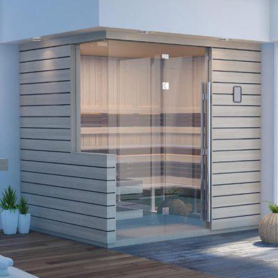 Twilight Designer Sauna