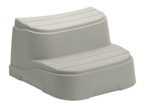 Freeflow Spas® Curved Step
