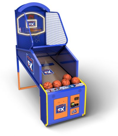 Ice Hoops Arcade Games Calgary