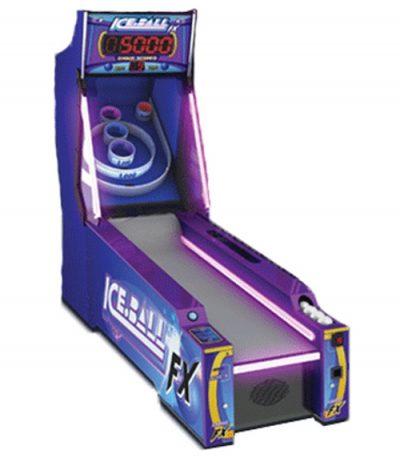 Ice Ball Arcade Game Calgary