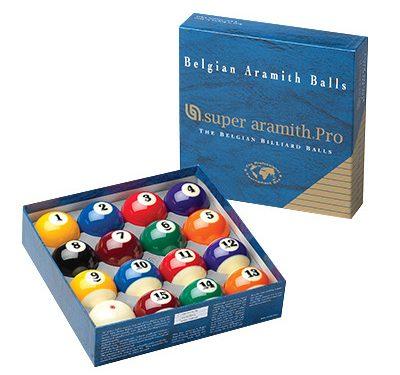 Super Pro Aramith Balls